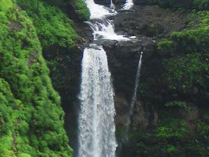 Summer Waterfall Trek to Canyon Valley, Lonavala