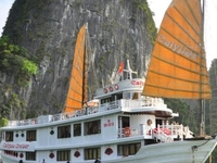 Ha Long Legends Travel Deal: Calypso Cruise
