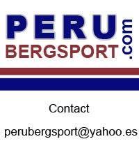 Peru Bergsport