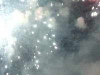 Sao Joao Fireworks 58