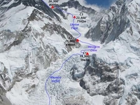 Everest South Route Big
