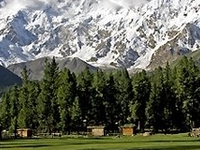 Nanga Parbat Mazeno Pass Trek