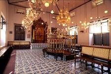 Jewish Synagogue Mattanchery Cochin