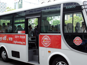 Hop on Hop Off City Tours in Ho Chi Minh Photos