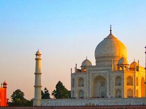 Full Day Taj Mahal and Agra City Tour from New Delhi Photos