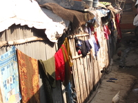 Slum Area In Kathmandu