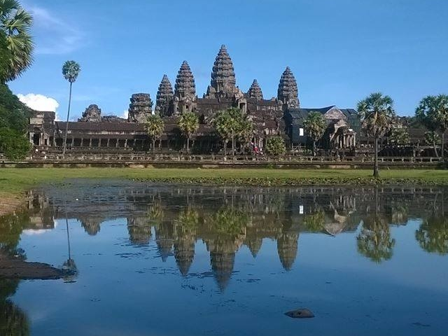 Angkor Cultural Tour Photos