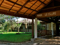 Mara Leisure Camp Entrance Lo
