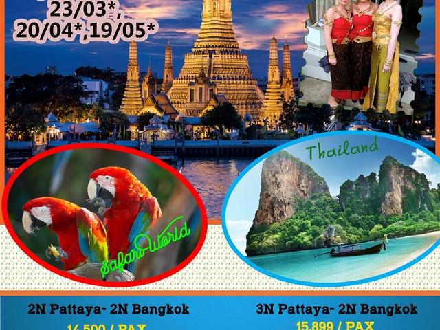 Bangkok - Pattaya, Thailand Tour Photos