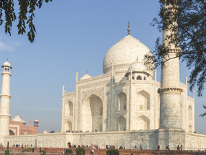 Wow Taj - The Golden Traingle Trip Photos