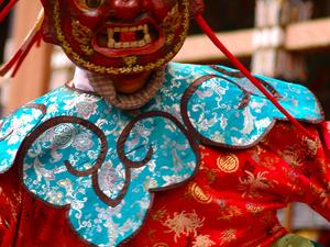 Bhutan Tsechu Tour Photos