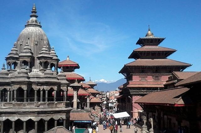 Kathmandu Full Day Tour Photos