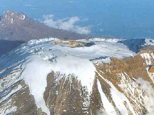 Mt Kilimanajro Climbing Machame Route Photos
