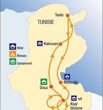the magic south of Tunisia