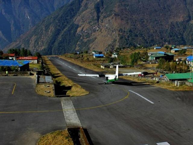 Mountain Flight Photos