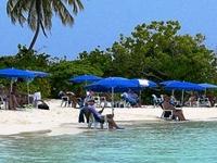 Desert Island Atoll Explorer