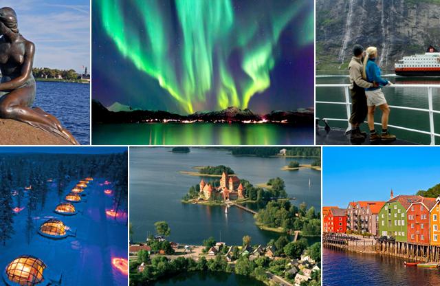 Baltic Highlights & Scandinavia Photos