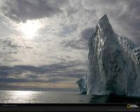 Iceberg Sunset Clouds Mm72462965 Xl