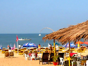 Goa Package - Right on the Beach