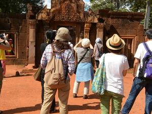 Banteay Srey & Angkor Wat Tour Photos