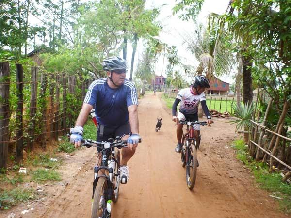Countryside Tour with Bike Photos