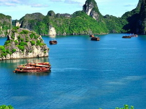 Halong Bay 1 Day Photos