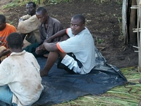 Taking Rest @ Our Eco Park. Zomba, Malema, Nampula, Mozambique