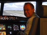 Flightsimulator A 320 Berlin