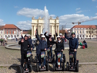 Segway Tours in Berlin and Potsdam