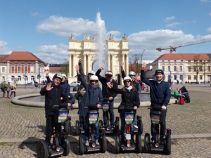 Segway Tours in Berlin and Potsdam Photos