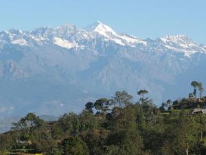 Trek near Kathmandu