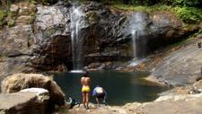 Cunca Rami Water Fall