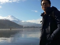 Lake Kawaguchiko, Mount Fuji
