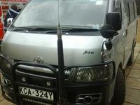 Car hire in Kenya
