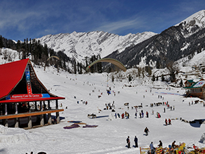 Manali Holiday Package Photos