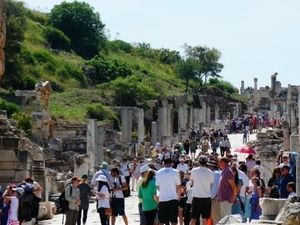 Tour Of Ephesus, House Of Virgin Mary & Artemis Temple Photos