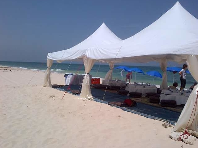 Muscat - Salalah Camping Tour Photos