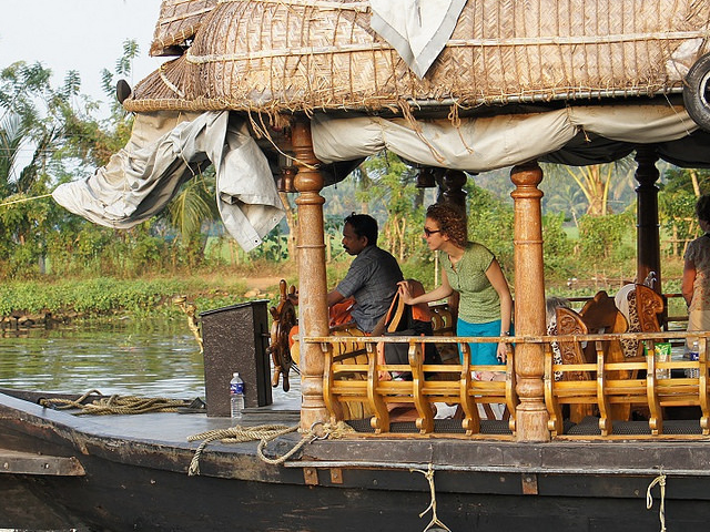 Splendid Kerala Backwaters Photos