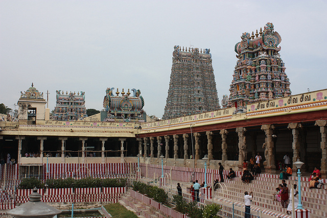 Tamil Nadu Temple Tour Photos