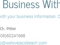 List Your Business With Us