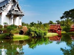 Relaxing Thailand