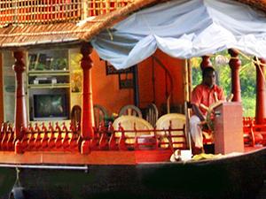 Backwater and Beaches of Kerala