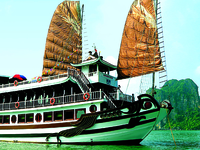 Halong Bay 1 Night On Royal Palace Cruise