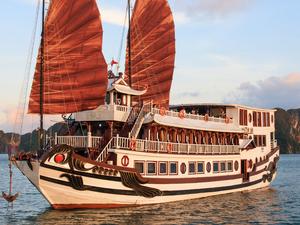 Hanoi – Halong Bay – 5 Days USD $248