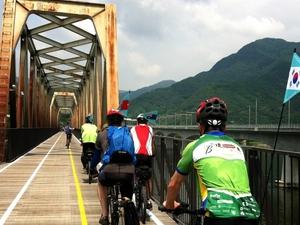 Dream Bike Tour Korea