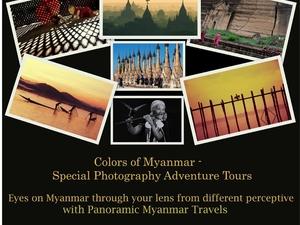 Colors of Myanmar - Myanmar Photography Adventure Tour Photos