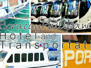 Discounted Fares to Boracay Island. Fotos