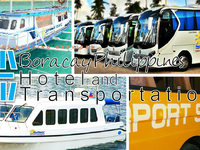 Discounted Fares to Boracay Island. Photos