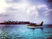 Private Seaplane... Cheval Blanc Randheli, N.Atoll, Maldives.
