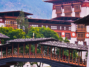 Bhutan Kingdom in the Clouds Tour